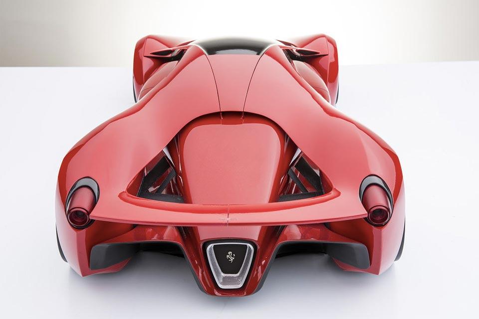 Ferrari F80 Supercar Concept by Adriano Raeli 3