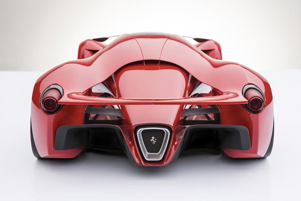 Ferrari F80 Supercar Concept by Adriano Raeli 4