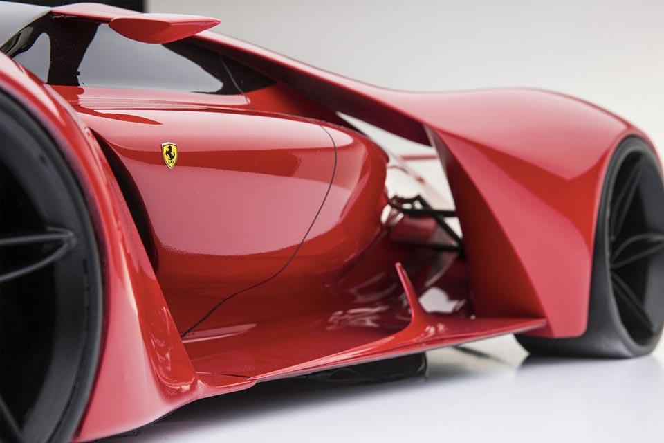 Ferrari F80 Supercar Concept by Adriano Raeli 5