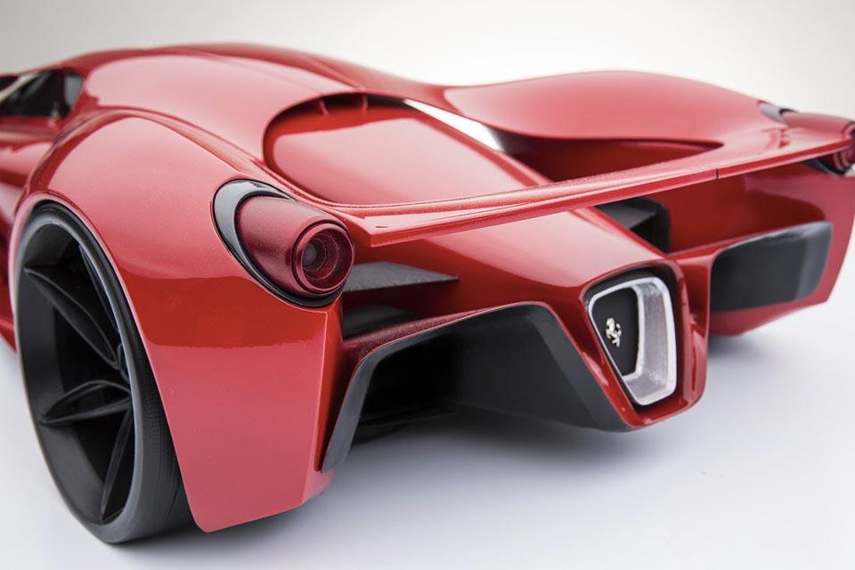 Ferrari F80 Supercar Concept by Adriano Raeli 6