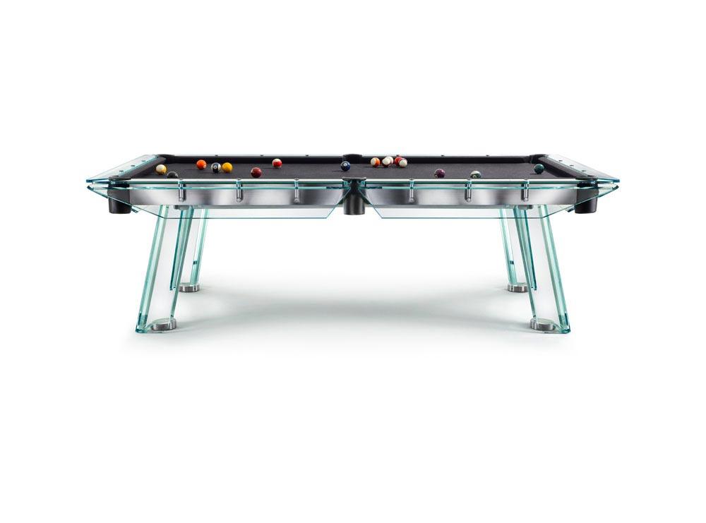 Crystal Pool Table Filotto von Calma e Gesso 6