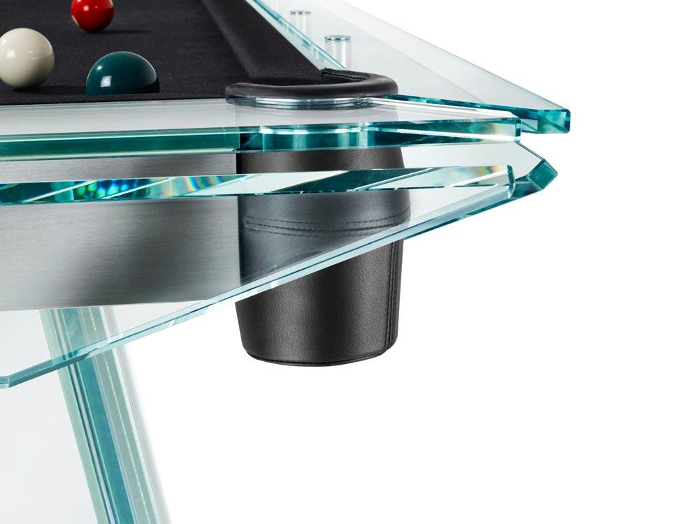 Crystal Pool Table Filotto von Calma e Gesso 9