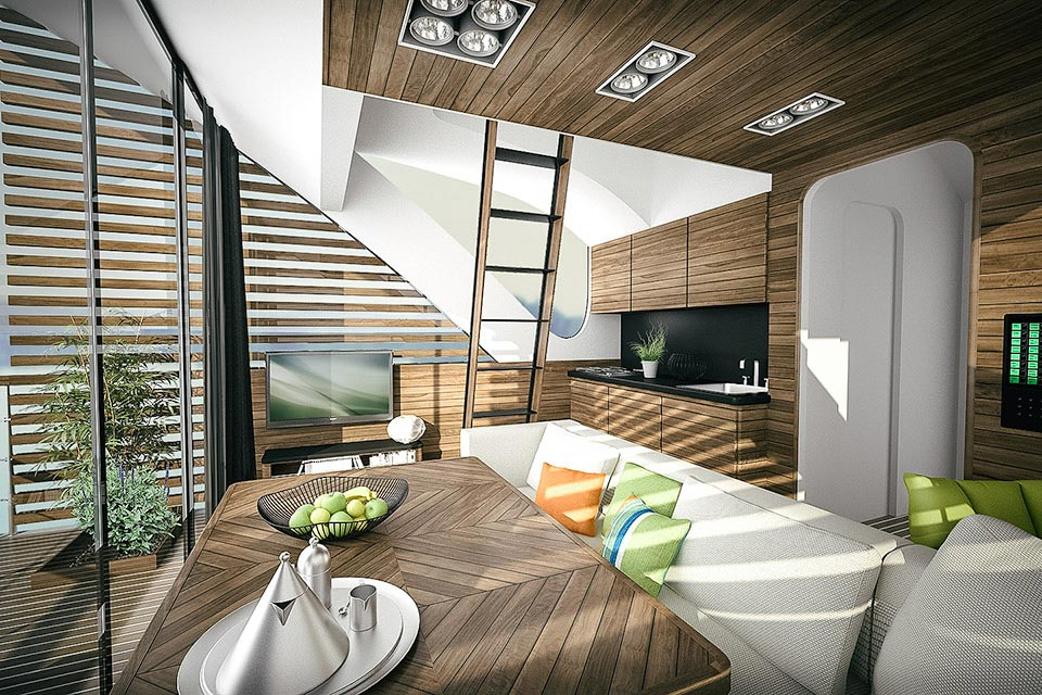 The Floating Hotel by Salt & Water 2