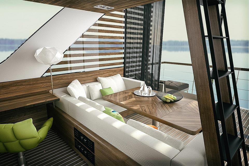 The Floating Hotel by Salt & Water 3