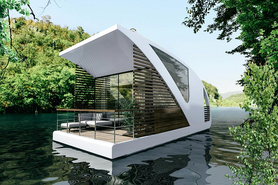 The Floating Hotel by Salt & Water 5