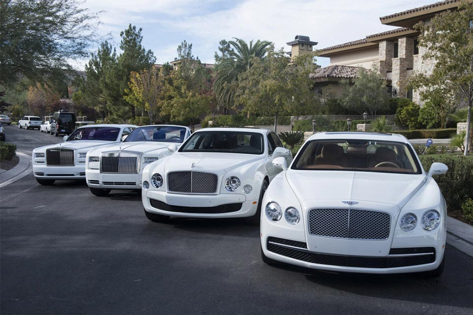 Floyd Mayweather's Car Collection 5