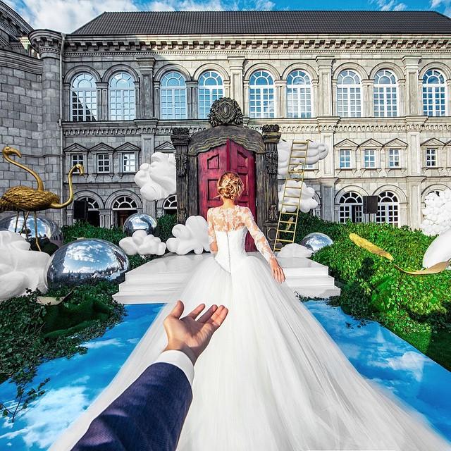 #FollowMeTo Murad Osmann finally got married 3