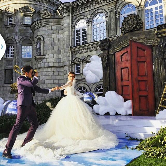 #FollowMeTo Murad Osmann finally got married 6