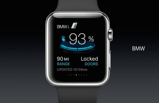 11 Good Things The New Apple iWatch Can Do 4
