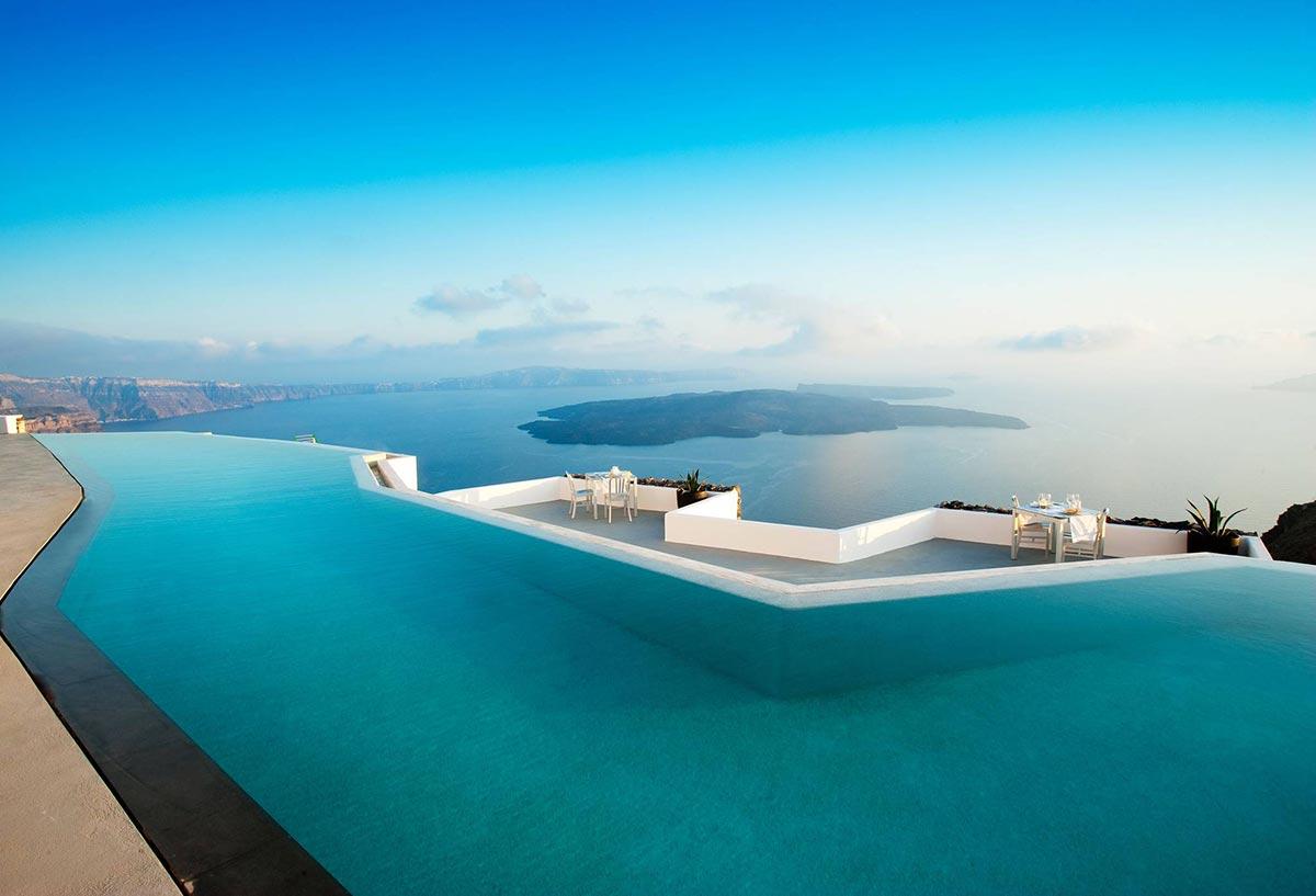 Exklusives Boutique Hotel: Grace in Santorini, Greece 3