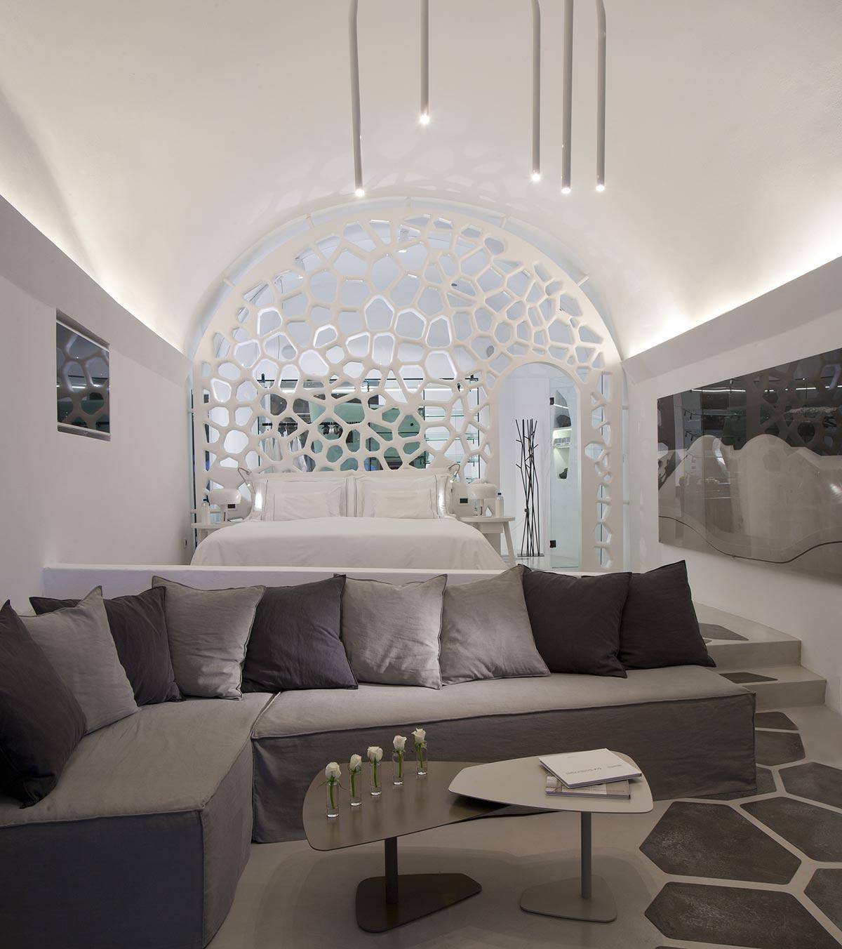 Exklusives Boutique Hotel: Grace in Santorini, Greece 6