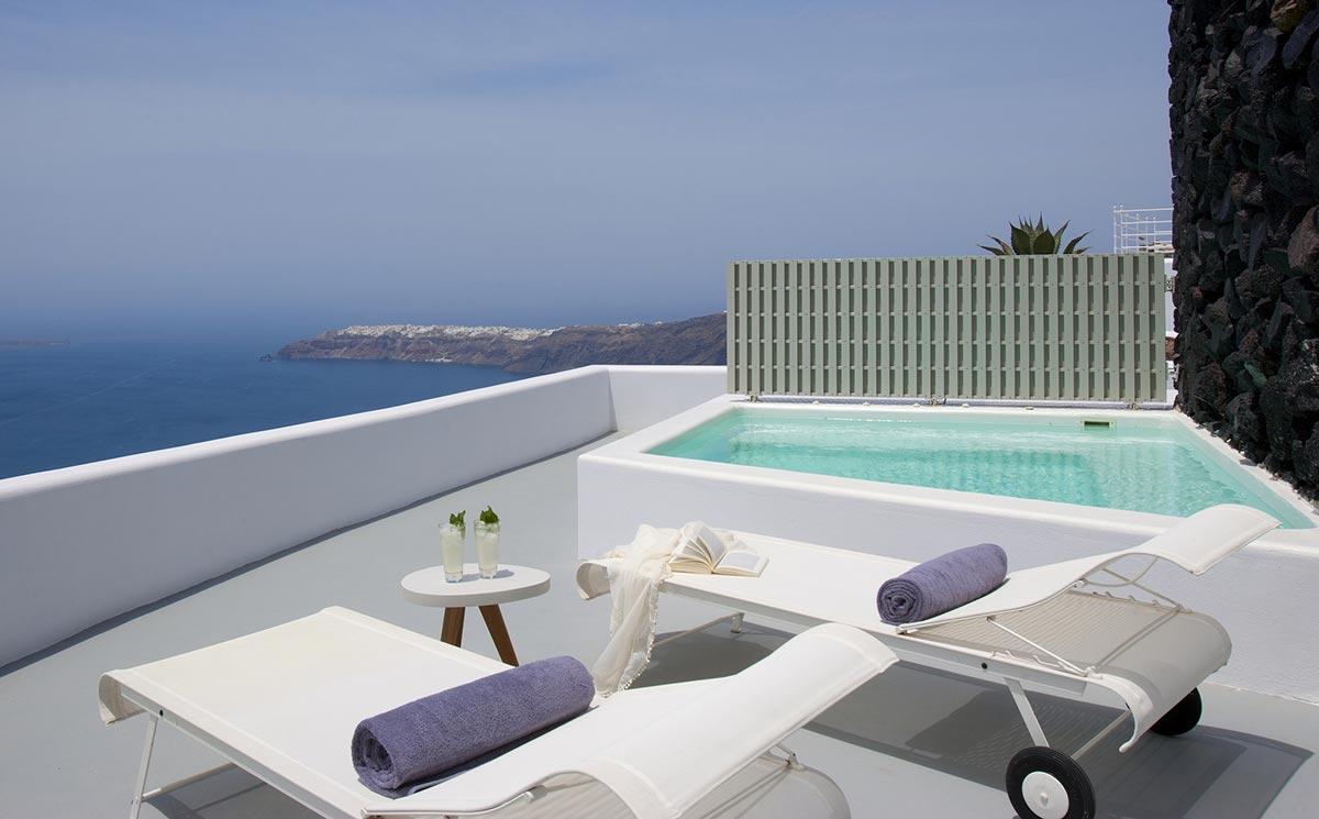 Exklusives Boutique Hotel: Grace in Santorini, Greece 8