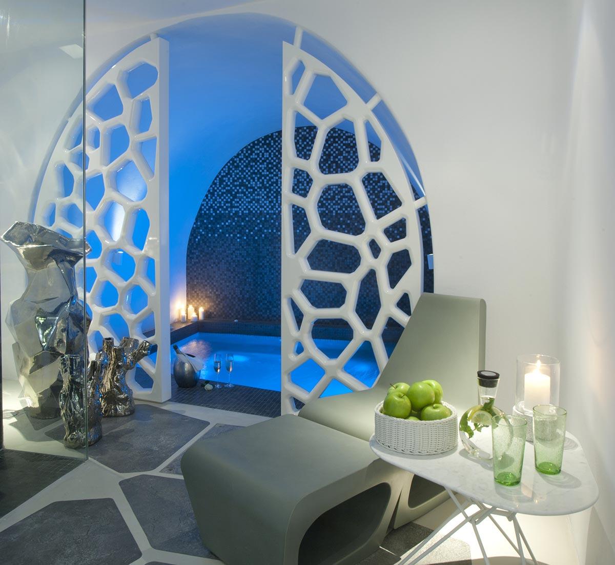 Exklusives Boutique Hotel: Grace in Santorini, Greece 16