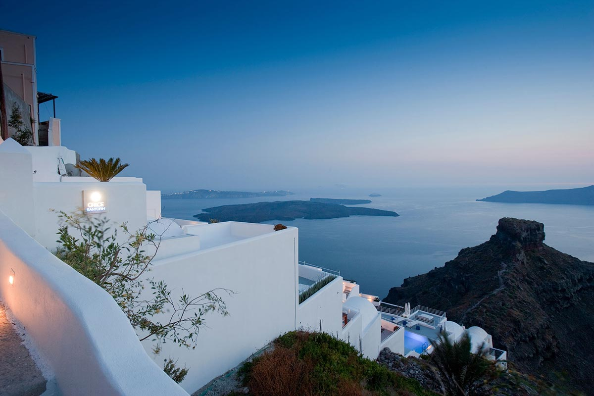 Exklusives Boutique Hotel: Grace in Santorini, Greece 17