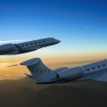 Gulfstream Introduces Two New Private Jets