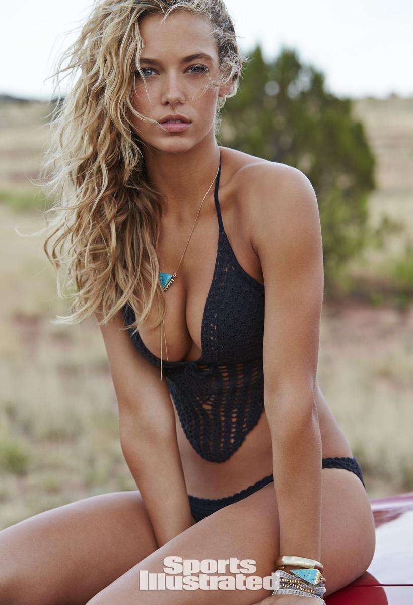 Kate Bock Sports Illustrated 2014 >> Route 66: Hannah Ferguson for Sports Illustrated Swimsuit 2015