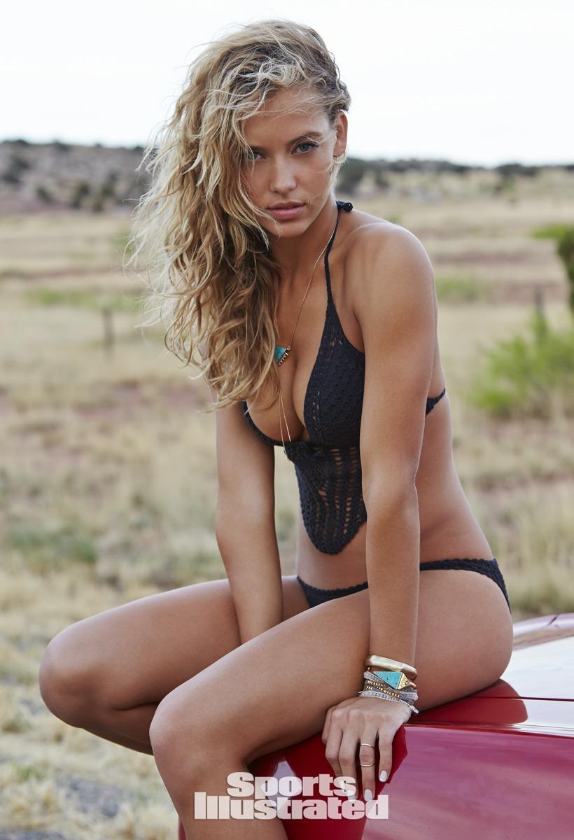 Route 66: Hannah Ferguson for Sports Illustrated Swimsuit 2015 8