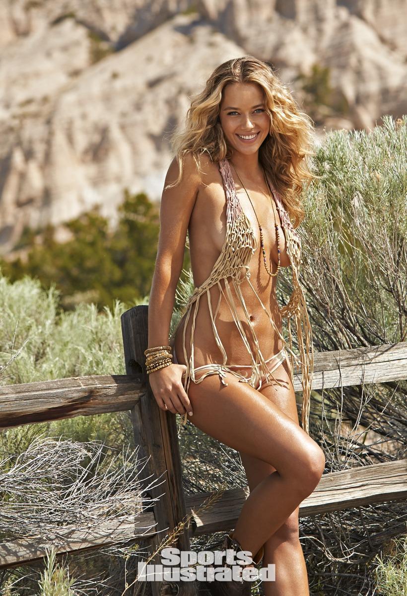 Route 66: Hannah Ferguson for Sports Illustrated Swimsuit 2015 4