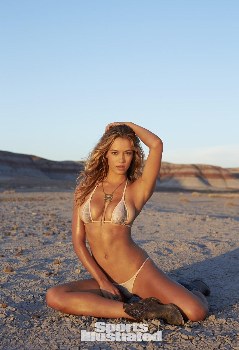 Route 66: Hannah Ferguson for Sports Illustrated Swimsuit 2015 6