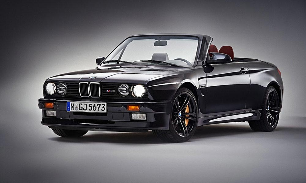 Evolution Of The Bmw M3 Convertible Mr Goodlife