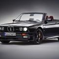 Die Evolution des BMW M3 Cabrios