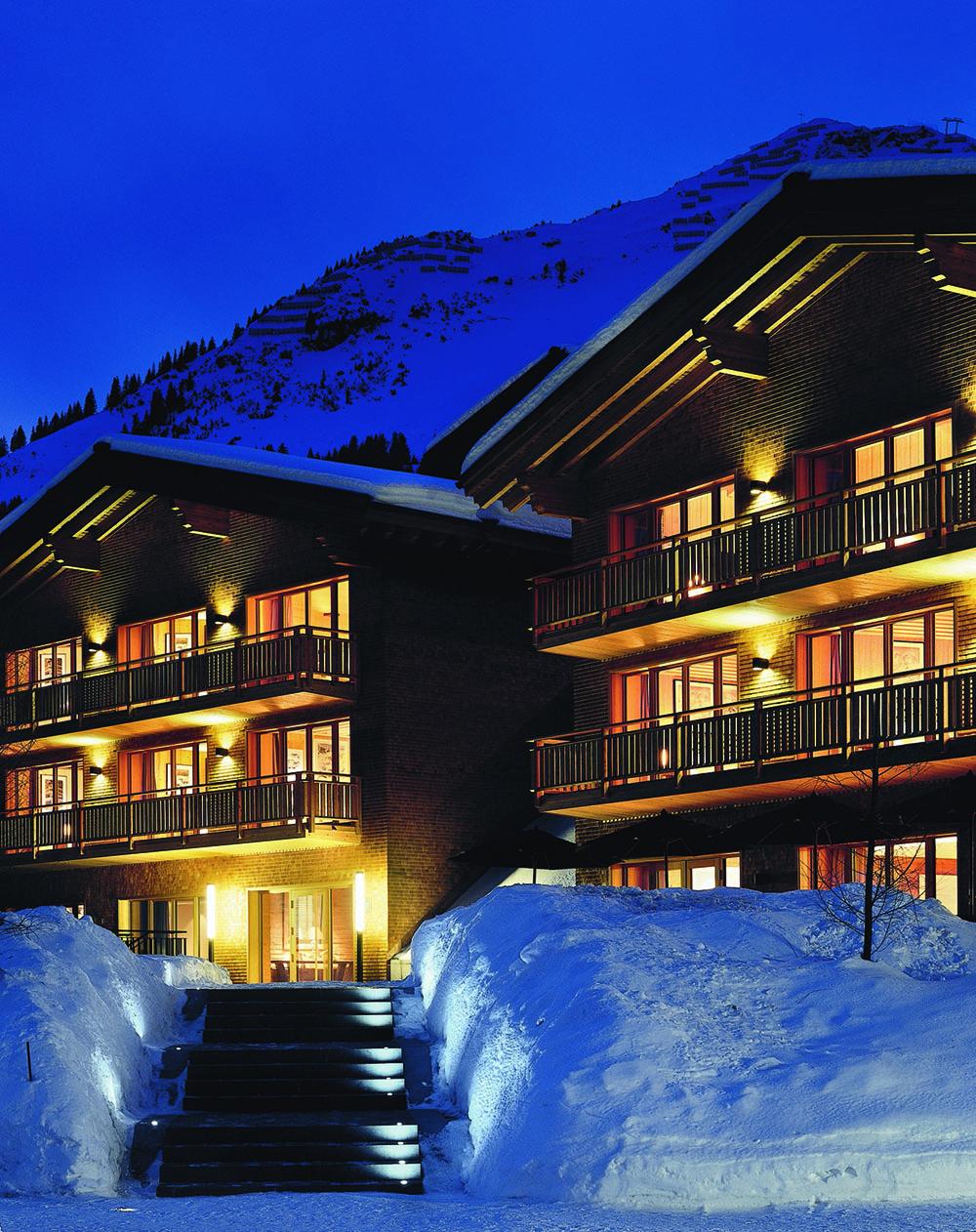 Alpine dreams: Hotel Aurelio in Lech, Austria 18