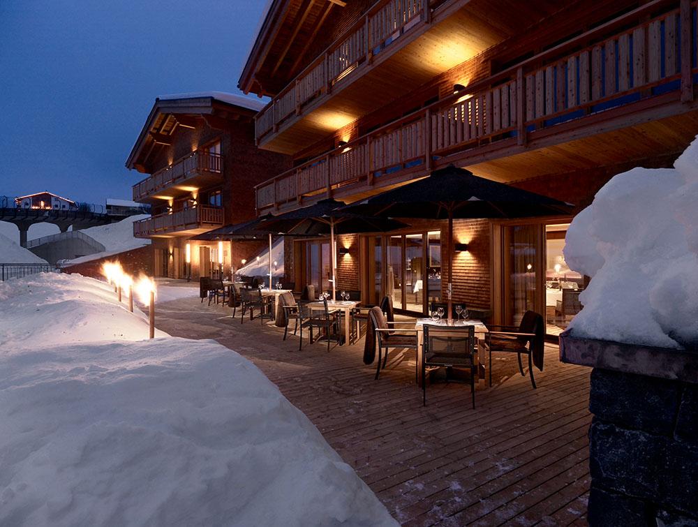 Alpine dreams: Hotel Aurelio in Lech, Austria 1