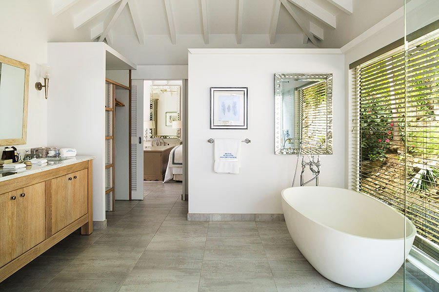 A beauty of the caribbean hotel cheval blanc st barth for Designhotel barth