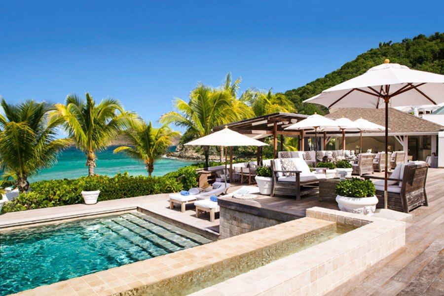 Hotel St Barth Isle De France