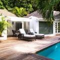 Eine Französische Perle der Karibik: Hotel Cheval Blanc St-Barth Isle de France