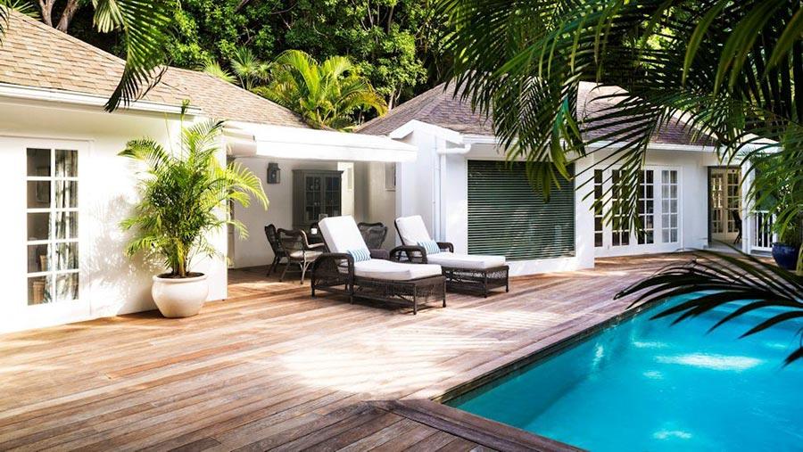 Eine perle der karibik hotel cheval blanc st barth isle for Design hotel karibik