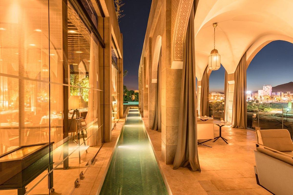 Traditional and contemporary: The Hotel Sahrai Morocco 5
