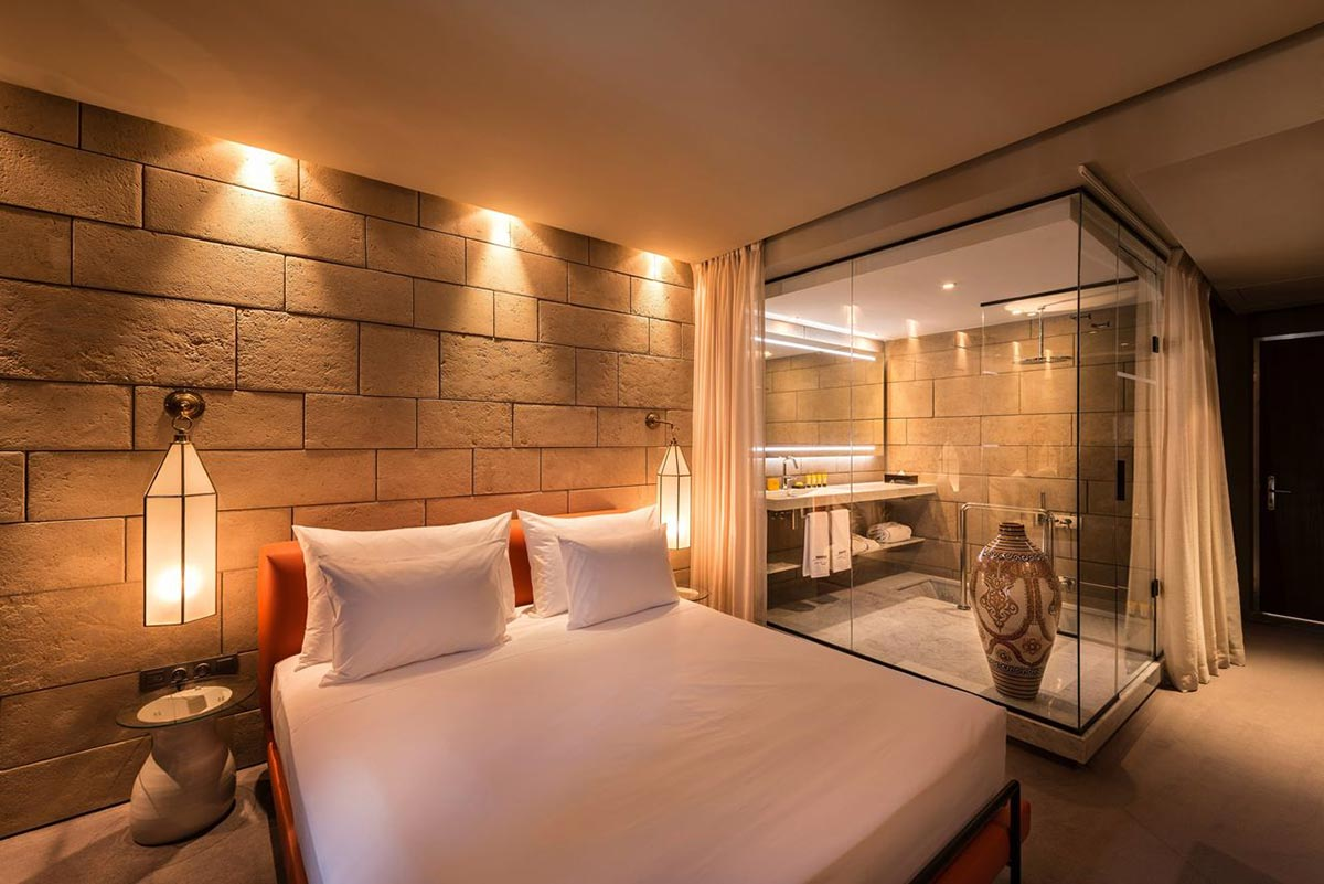 Traditional and contemporary: The Hotel Sahrai Morocco 6