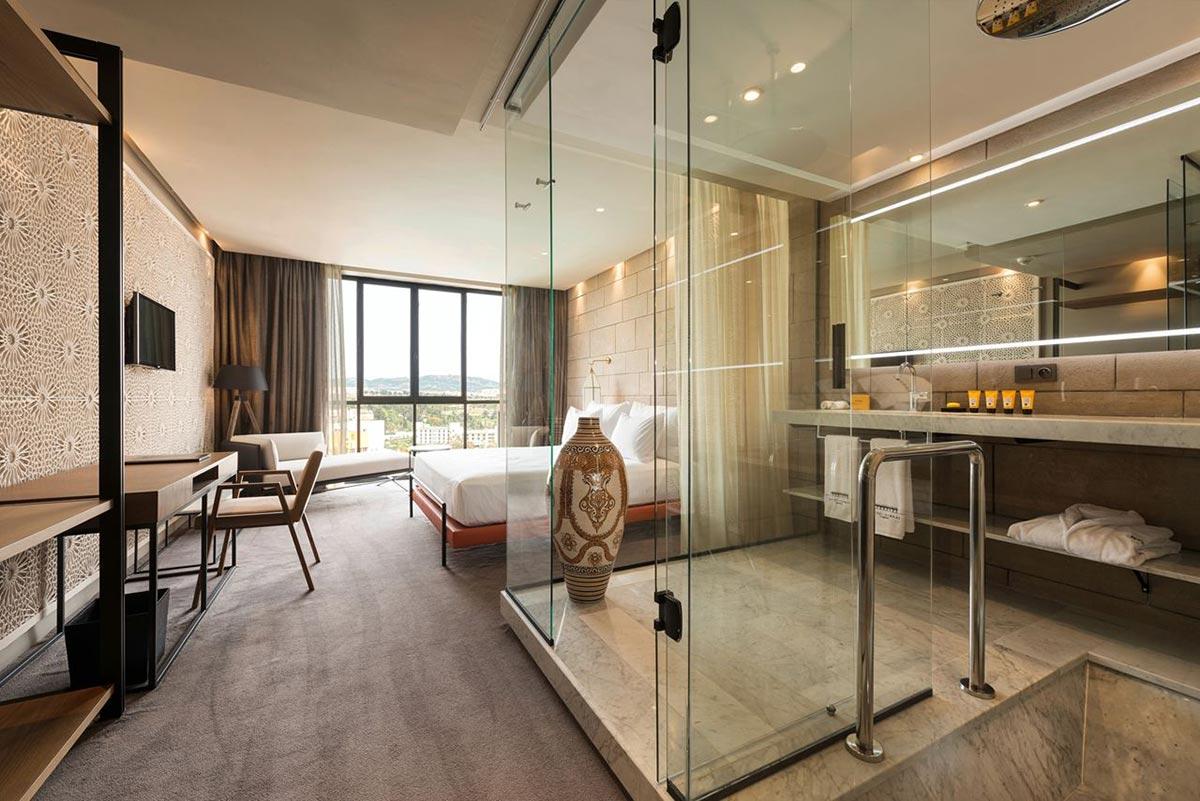 Traditional and contemporary: The Hotel Sahrai Morocco 9