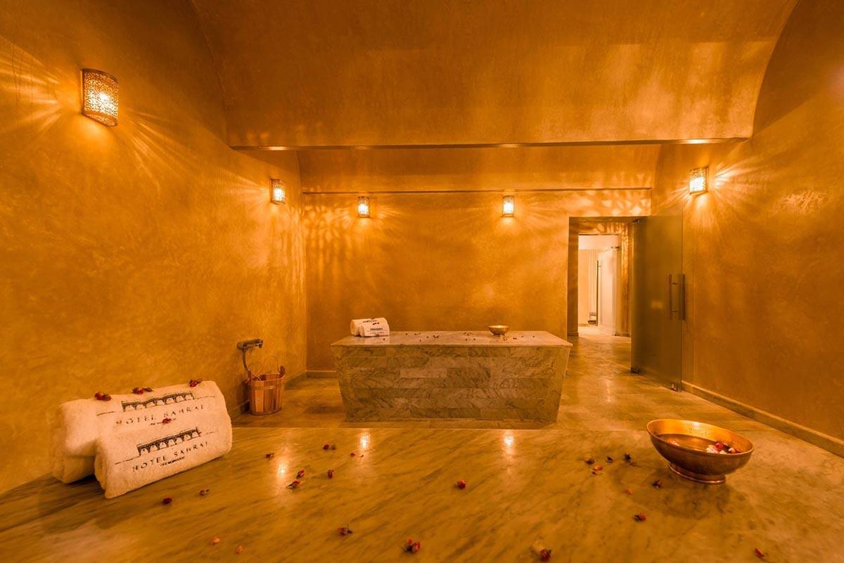 Traditional and contemporary: The Hotel Sahrai Morocco 10