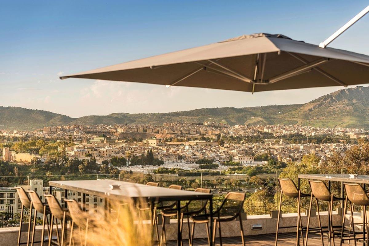 Traditional and contemporary: The Hotel Sahrai Morocco 12