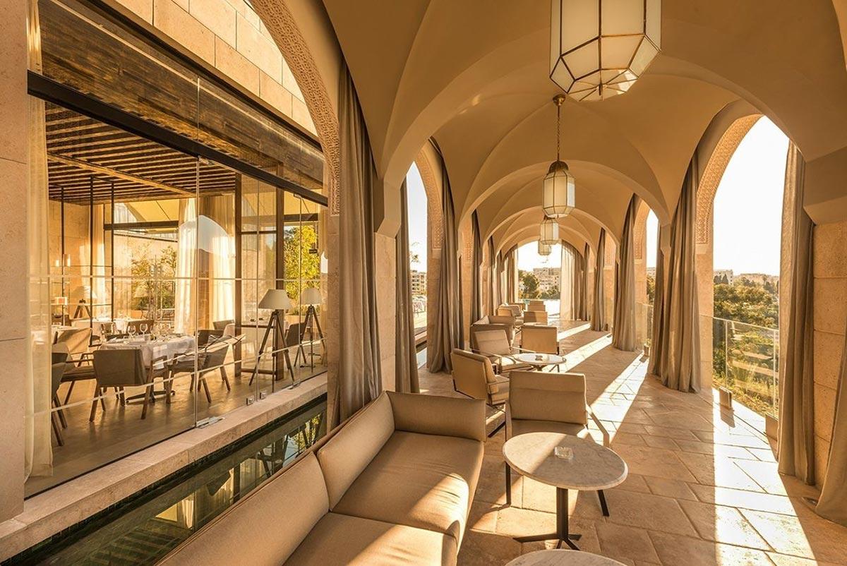 Traditional and contemporary: The Hotel Sahrai Morocco 15