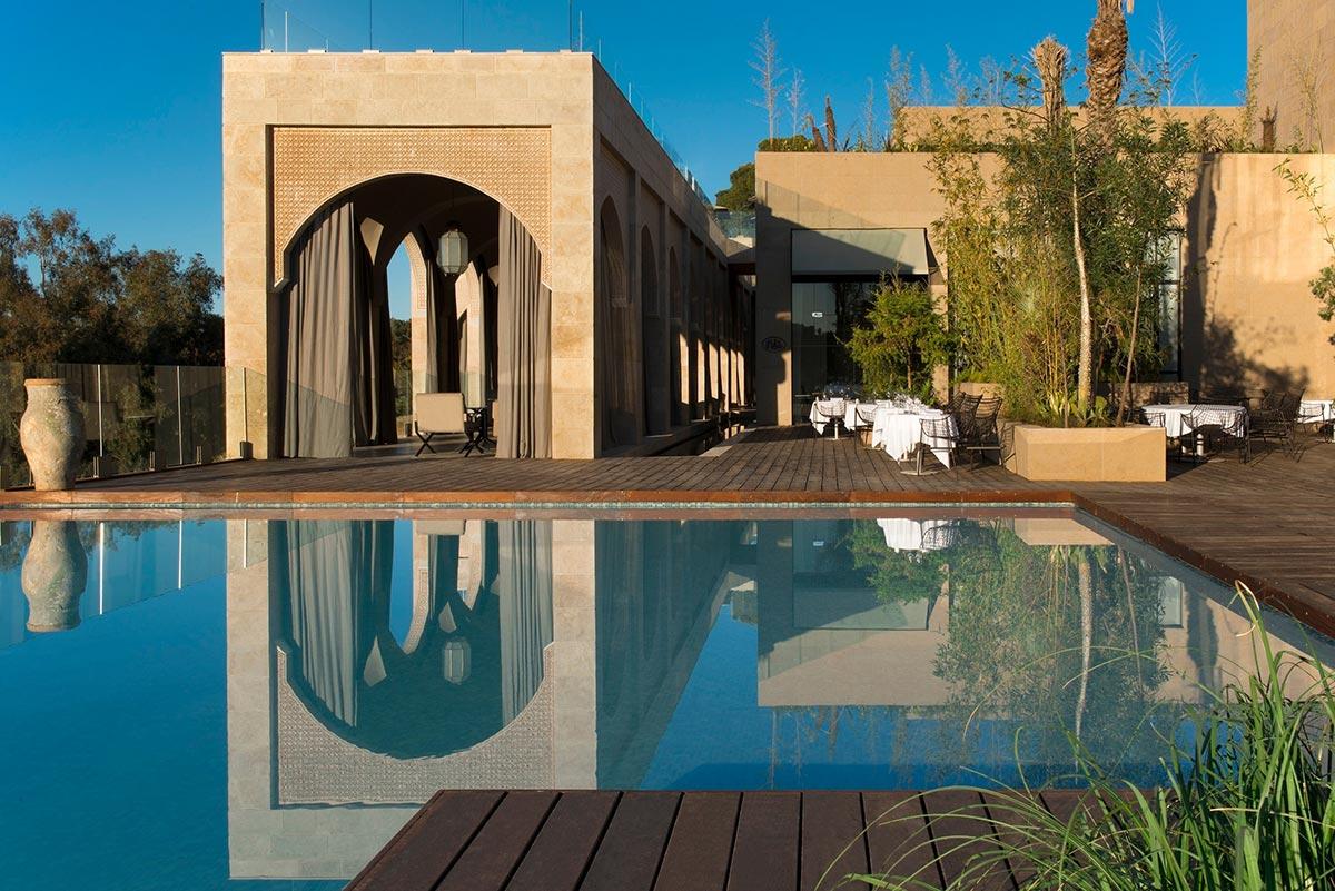 Traditional and contemporary: The Hotel Sahrai Morocco 17
