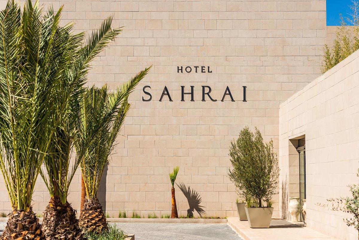 Traditional and contemporary: The Hotel Sahrai Morocco 18