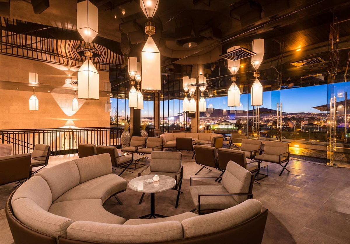 Traditional and contemporary: The Hotel Sahrai Morocco 20