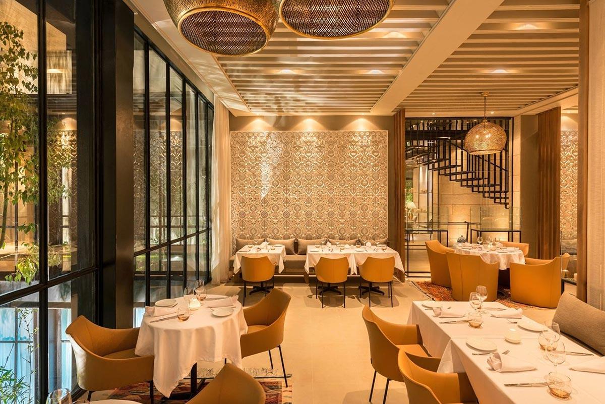 Traditional and contemporary: The Hotel Sahrai Morocco 22