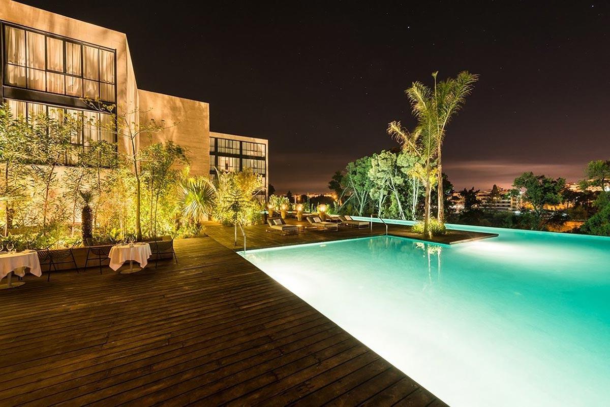 Traditional and contemporary: The Hotel Sahrai Morocco 25