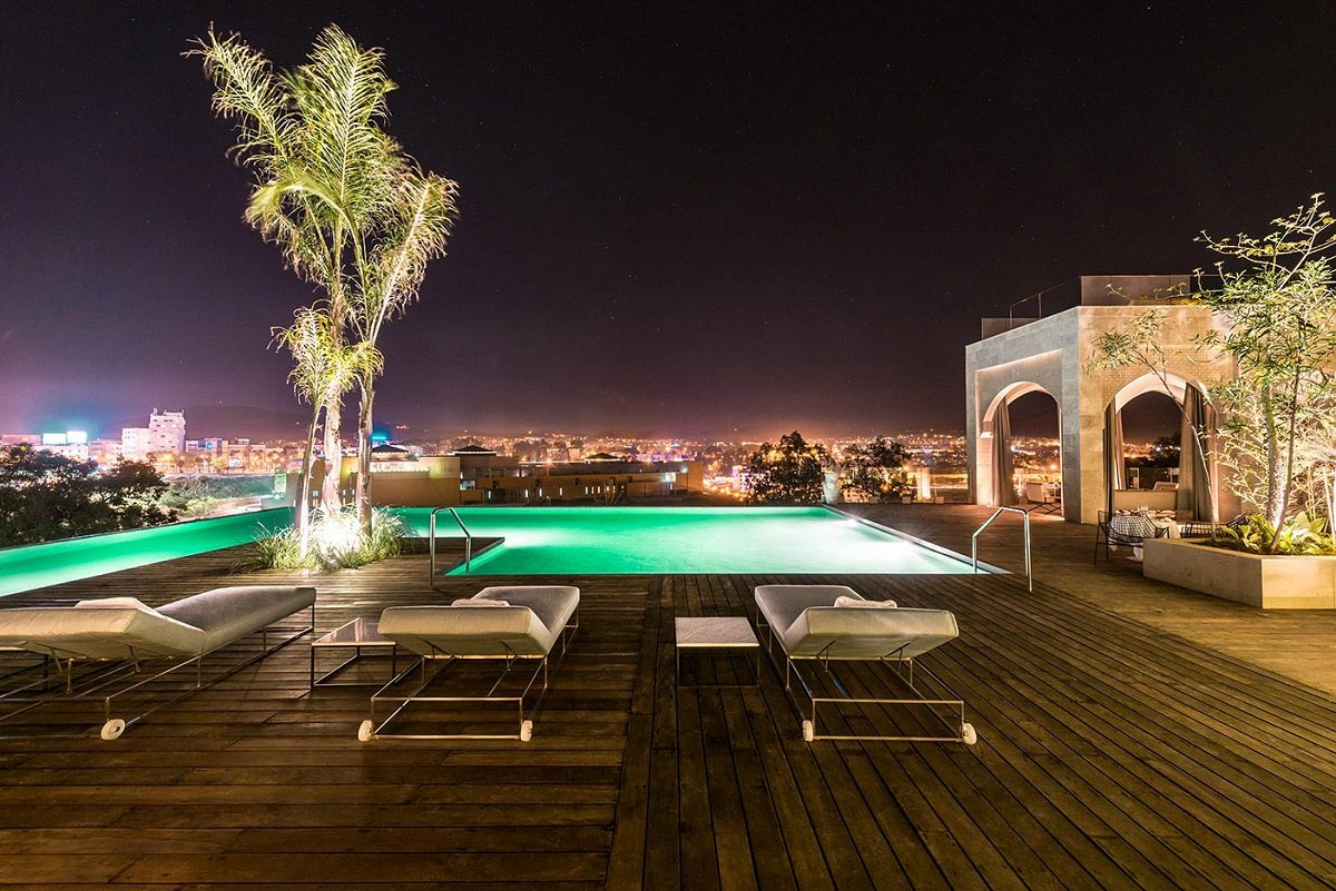 Traditional and contemporary: The Hotel Sahrai Morocco 1