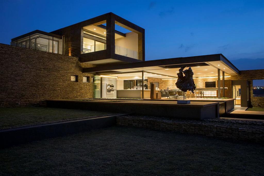 House Boz von Nico Van Der Meulen Architects 4