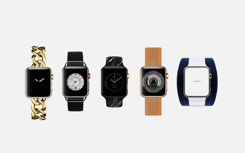 How the Apple Watch designed by LV, Givenchy or Chanel 1