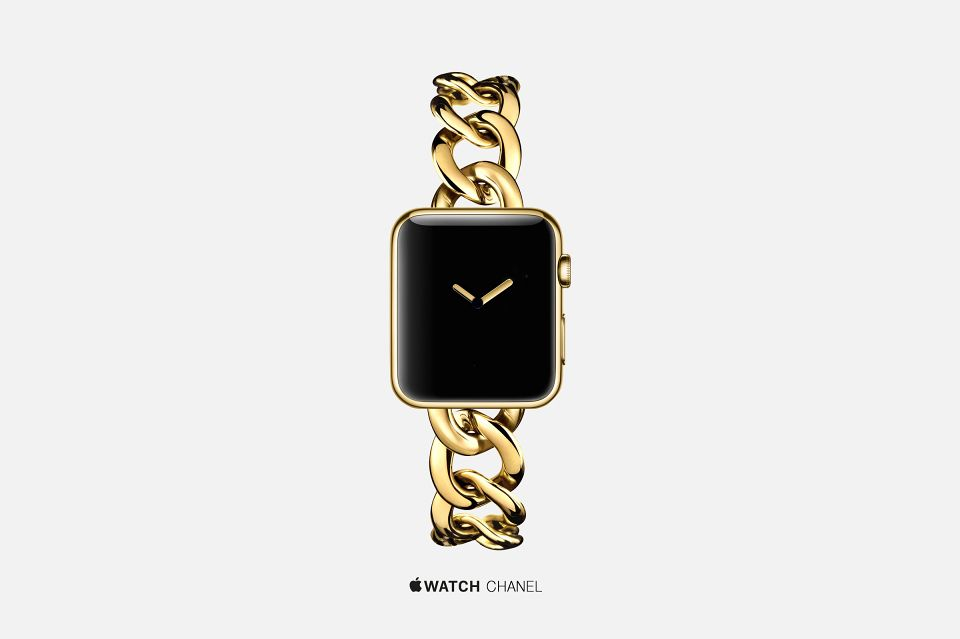How the Apple Watch designed by LV, Givenchy or Chanel 6