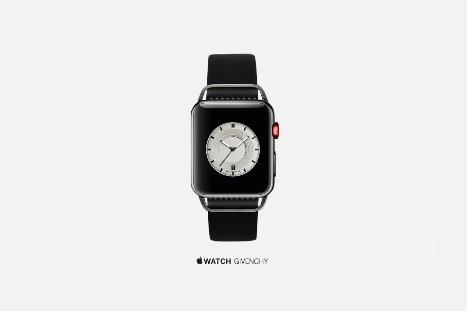 How the Apple Watch designed by LV, Givenchy or Chanel 5