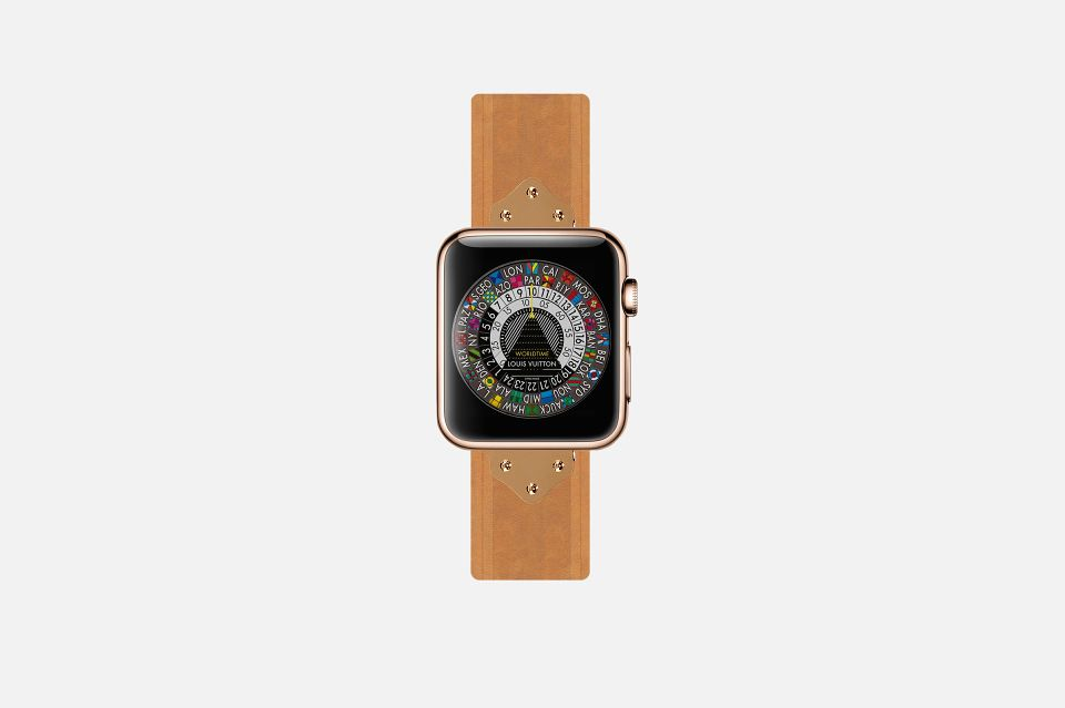 How the Apple Watch designed by LV, Givenchy or Chanel 4