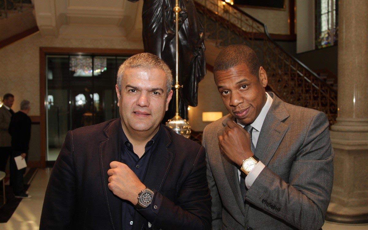 Hublot & Jay Z Collaboration 7