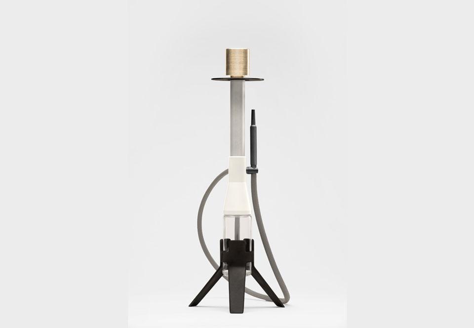 First-Class Design: IOOI Hookah 1
